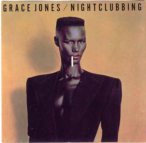 Grace Jones 'Nightclubbing'