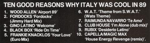 Mixmag December '89