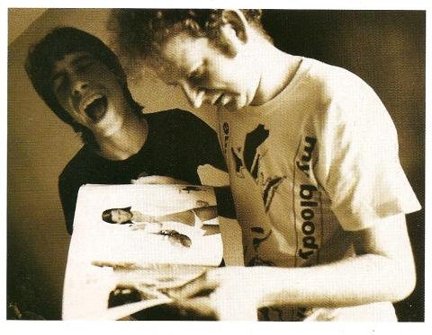 Bobby Gillespie & Alan McGee