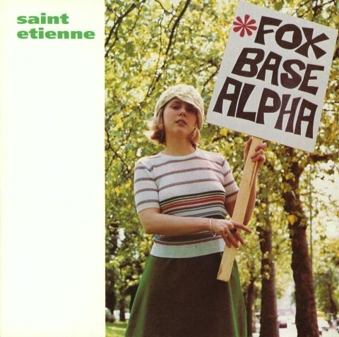 Saint Etienne Fox Mase Alpha Sleeve